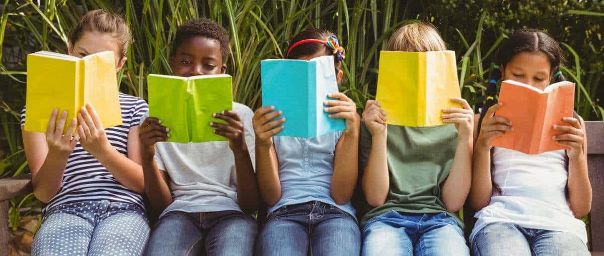 We hebben een lijst gemaakt met leukste kinderboeken voor in de (zomer)vakantie