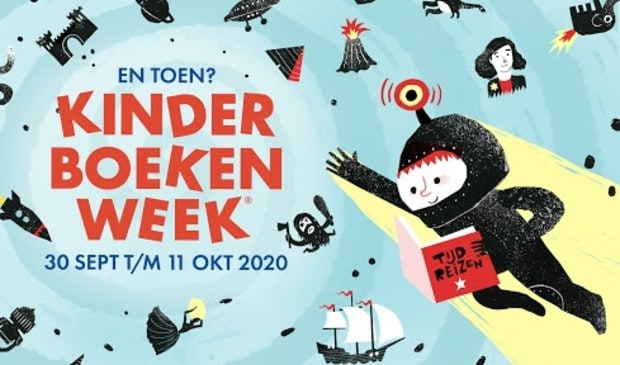 Kinderboekenweek Dutch for Kids lezen stimuleren