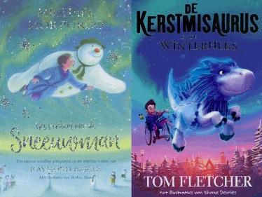 Dutch for Kids kerst 2020 leuke kerstboeken om met je kind te lezen