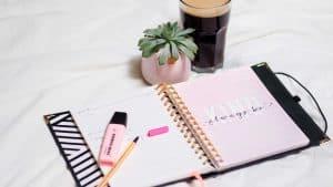 4 tips voor het plannen van je huiswerk